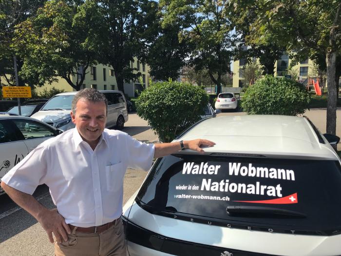«Ich mache mir Sorgen um die Schweiz»